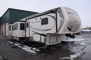 2018 Montana - 5th Wheels 3700LK