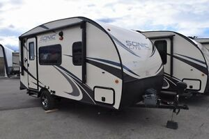 2017 Sonic Lite - Travel Trailers Lightweight 149VML