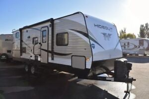 2018 Hideout TT - Travel Trailers 24BHSWE