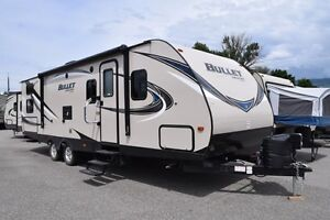 2017 Bullet - Travel Trailers Lightweight 287QBSWE
