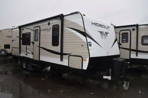 2018 Hideout TT - Travel Trailers 22RBWE
