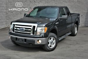 2012 Ford F-150 XLT, phares auto, attelage, prise AUX, A/C, + 10