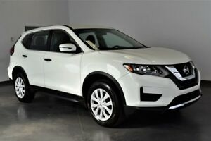 2017 Nissan Rogue S 4X4 NISSAN CANADA CERTIFIED
