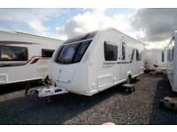 2013 Swift Coastline Classic 514 Used Caravan