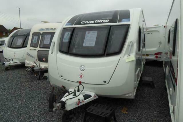2012 Sterling Coastline Excel 554 Used Caravan | in Highbridge, Somerset |  Gumtree
