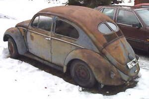 Wanted old VWs