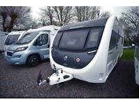 2021 Swift Challenger X 850 New Caravan