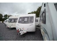 2011 Sterling Europa 390 Used Caravan