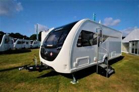 2020 Swift Eccles X 880 New Caravan