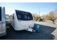 2021 Swift Sprite Major 4 SB New Caravan