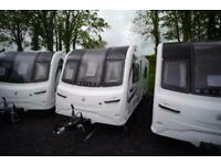 2021 Bailey Unicorn Black Edition Cadiz New Caravan