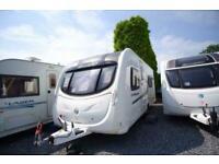 2011 Swift Challenger 570 Used Caravan