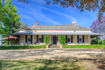 Historic Wallalong House Contents Auction Wallalong Port Stephens Area Preview
