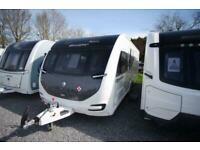 2021 Swift Elegance Grande 835 New Caravan