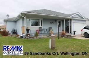 Wellington on the Lake - Home for Sale!