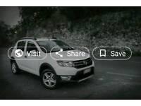 Dacia sandero stepway 1.5 diesel ambience