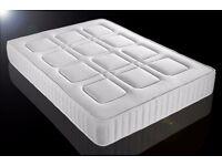 4'6 Double Mattress Memory Foam