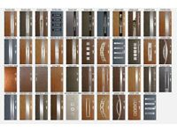 Luxury composite doors