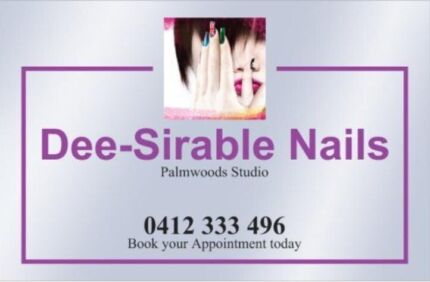 Dee-sirable Nail Studio Palmwoods  Palmwoods Maroochydore Area Preview
