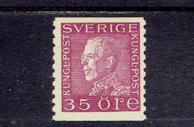 Schweden * MiNr 190 II König Gustav V