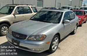 2002 INFINITI I35 LUXURY~~LOW KMS!!