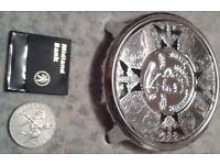 3 x Queen Elizabeth items from Silver Jubilee & Gold Jubilee - selling other items
