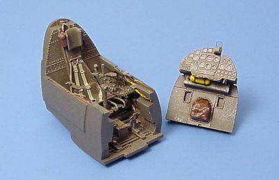 Aires 1/48 Dornier Do335 Pfeil Cockpit Set para Tamiya Kit sin Pintar 4101