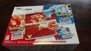 20th Anniversary Pokémon New Nintendo 3ds $400 FIRM