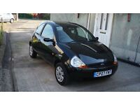 Very nice 2007 Ford Ka, 12 Months MOT, 2 owners from new, not the usual rough and rusty Ka.