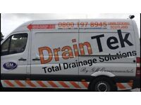 24 Hour Emergency Repsonse Drain unblocking and cleaning