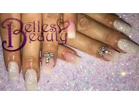 Nail Technician ** Beauty Therapist ** Pamper Parties ** Mobile in Doncaster ** Belles Beauty