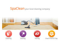 Cleaners wanted for leading Leamington Cleaning Company