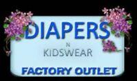 Baby Diapers in bulk!