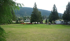5563 L&A Road, Vernon BC - 4.6 Acres Of Manicured Yards!