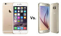 Trade iPhone 6 Gold Bell for Samsung Galaxy s6 Bell