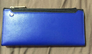 Danier Leather New Blue Wallet!