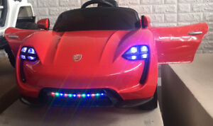 Amazing 12v  Sport Ride on Car For Kids and Toddlers with RC