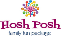 HoshPosh family fun package.