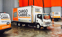 LAST MINUTE small moves and furniture deliveries | Cargo Cabbie™