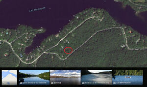 Terrain a vendre Wentworth Nord / Laurentides