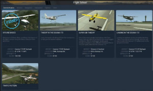 FLIGHT SIMULATOR BUNDLE > X-Plane 11 sw & Pro Flight Yoke System