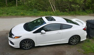 2014 Honda Civic Si hfp Coupe (2 door)