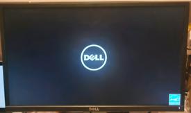 Dell U2417H infinity edge monitor.