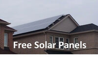 Get FREE Solar Panels And Put $3,000 In Your Pocket!