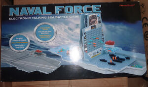NEW in box Naval Force (electronic battle ship game) Kitchener / Waterloo Kitchener Area image 1