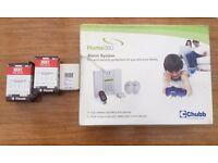 Chubb Home 360 wireless alarm system & spares