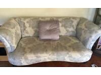 DFS concerto three seater sofa