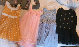 Girls clothes 7 to 8 years