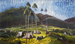 "Limited Edition Emily Carr ""Odds and Ends"""