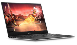 New Dell XPS 13 (touch screen)
